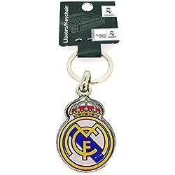 Llavero Real Madrid Club de Fútbol Producto Oficial