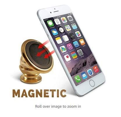100% Quality Multipurpose Table Magnetic Phone Holder Triangle Phone Car Holder Spread Legs Magnetic Phone Stand In The Car Desktop Bracket Mobile Phone Accessories