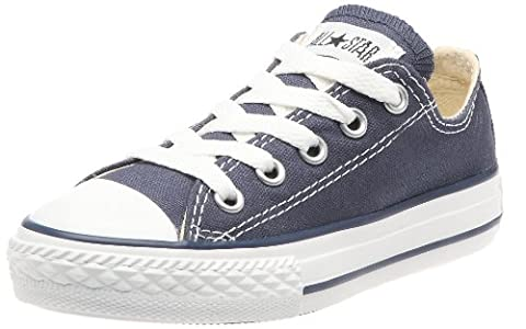 Converse Chuck Taylor All Star Core Ox, Unisex Kinder Casual , blau - Navy Ox - Größe: 36 EU Kleinkind