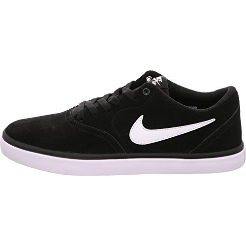 half off c94d4 d0ee0 Nike Nike sb check solar, Men s skateboarding shoes, White (Black White)