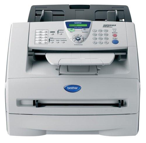 fax brother Brother FAX-2920 LASERFAX 14PPM 250 Blatt Faxgerät