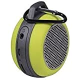 TechSpark - KDM Mini Bluetooth Wireless Speaker diffrent designs for All android Devices, All iphones, iPad etc.