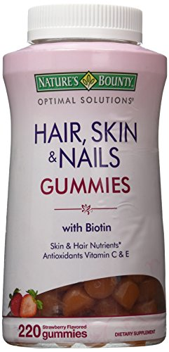 natures-bounty-optimal-solutions-hair-skin-and-nails-gummies-220-count