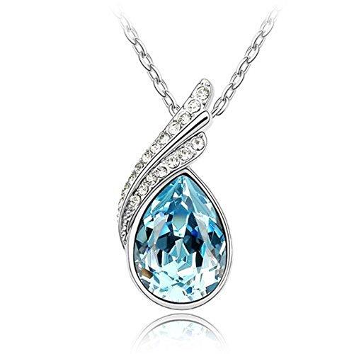 laskey-swarovski-elements-sparkling-ladies-blue-teardrop-austrian-crystal-necklace-christmas-sale-de