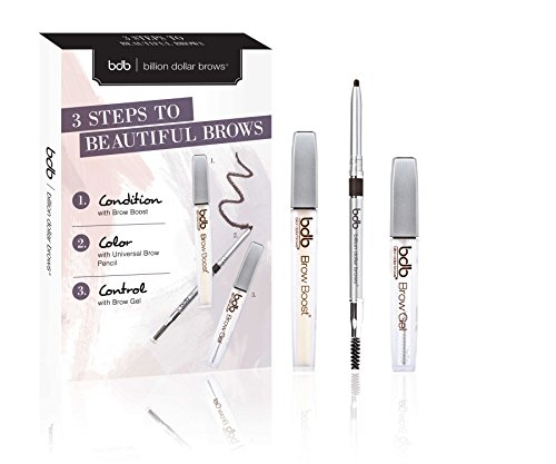 Kit : De Beaux Sourcils en 3 Etapes