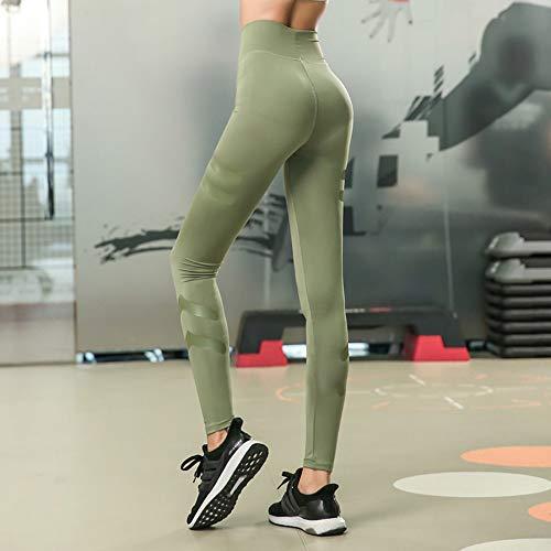 Aitu pantacollant pantaloncini sportivi a vita alta snellenti a vita alta, pantaloni da fitness, pantaloni da yoga ad asciugatura rapida, pantaloni da yoga stretch, s