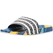 check out f2359 eb1d7 adidas Adilette, Baskets Basses Homme