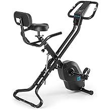 CAPITAL SPORTS Azura X2 • bicicleta fija • bicicleta estática de cardio • medidor de pulso