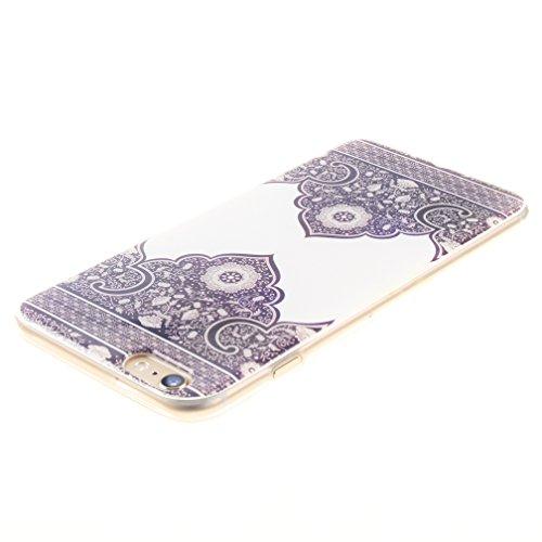 XiaoXiMi iPhone 5/5S Hülle Gel Gummi Silikon Schutzhülle für iPhone 5/5S Soft TPU Silicone Case Cover Weiche Flexible Schale Schlanke Glatte Tasche Ultra Dünne Leichte Etui Kratzfeste Stoßfeste Handyh Schwarzer Spitze