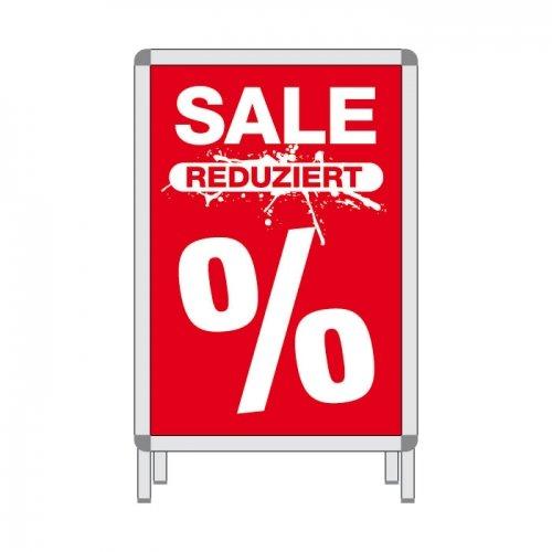 ShopDirect Rahmenplakat DIN A1 Sale