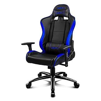 Drift DR200BL Silla Gaming Negra/Azul