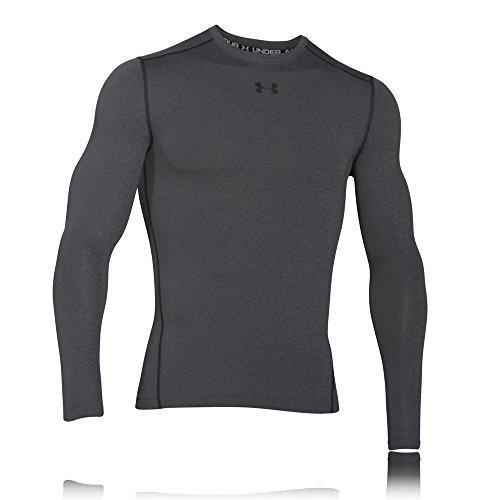 Under Armour Herren UA CG Armour Crew Fitness-Sweatshirts, Carbon Heather, M Athletic Crew Pullover