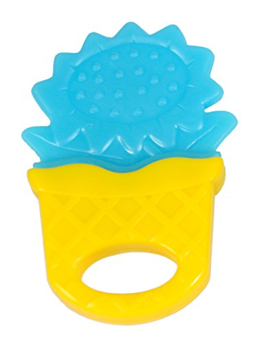 Funskool Floral Teether, Colors May Vary