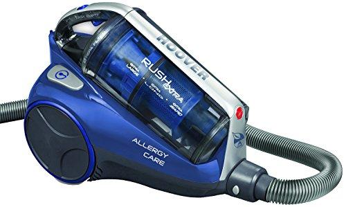 Hoover RUSH EXTRA RE 20 - Aspirador sin bolsa, clase eficiencia energética A, multiciclónico