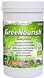100% Organic GreeNourish SuperFoods - 300g by Specialist Supplements Ltd.