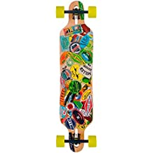 "Miller Division Travel Stickers 38"" - Longboard"