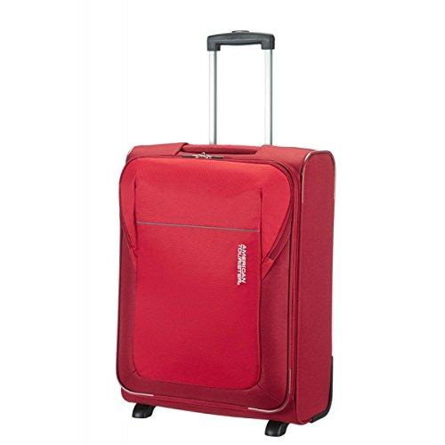 American Tourister - San Francisco upright equipaje de cabina, rojo (red), XS (50cm-34L)