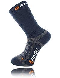 Hi-Tec Trek Midweight Walking Socks (Twin Pack)