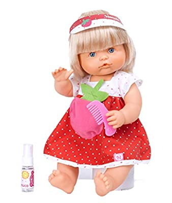 Nenuco - Muñeco bebé pequitas (Famosa 700010318) por Famosa