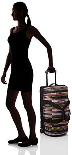 DAKINE sac de bagages pour femme roller suzie - 67 x 37 x 29 cm, 08350018 58 l Fiesta