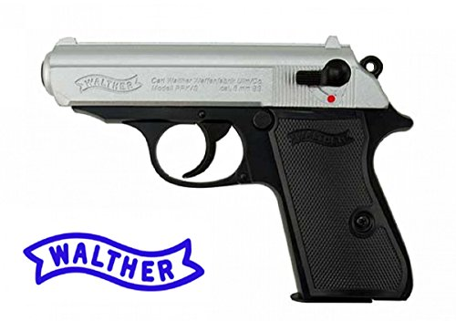 Walther Softair Federdruck Max. 0.5 Joule PPK/S Bicolor, 2.5925