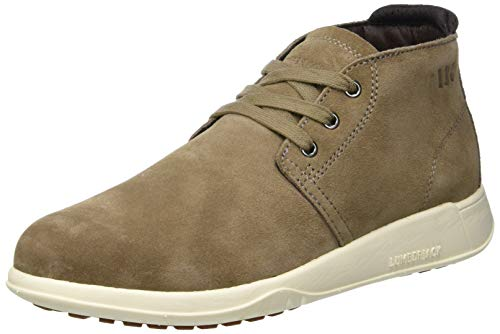 Lumberjack winter houston, polacchine uomo, beige (almond taupe cn015), 40 eu