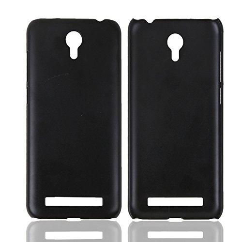 Guran® Hart Plastik Schutzhülle Case Cover für UMI Touch Smartphone Hülle Handytasche Etui-schwarz