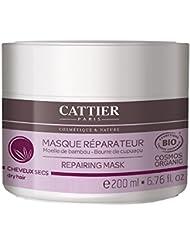 CATTIER Masque Capillaire Réparateur 200 ml