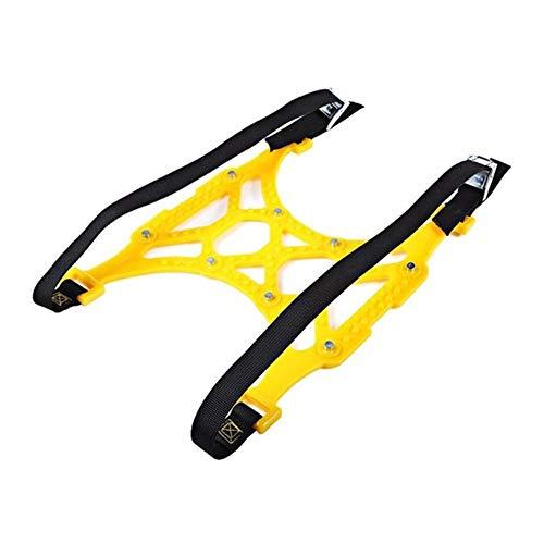 Peanutaocac pneumatici per auto catena antiscivolo rinforzata tendicatena per catene da neve per strada di fango di neve