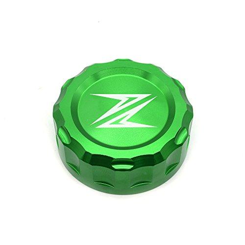 Z900 Z800 Z750 Z1000 Tappo Serbatoio Liquido Pompa Freno Posteriore Per Kawasaki Z900 2017 2018 Z800 2013-2017 Z750 R 2009-2012 Z1000 SX 2009-2016 V