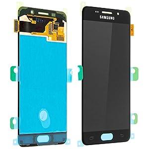 LCD Display Samsung A310F Galaxy A3 2016 Original full set Black - LCD Display + Display Glas + Touchscreen + Elektronik