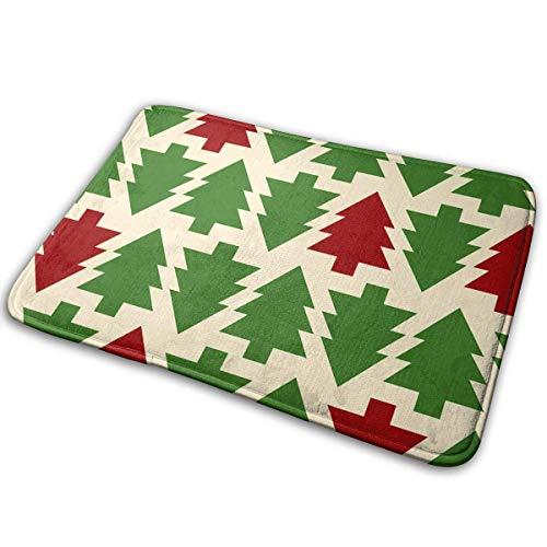 Bgejkos Felpudo Invierno árbol Navidad alfombras