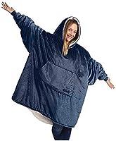 The Comfy - Die Decke, Das auch EIN Sweatshirt ist. Weiche und gemütliche Kuscheldecken-Sweatshirt, Einheitsgrösse