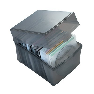 Tecnostyl CD100 Box Porta CD-DVD,