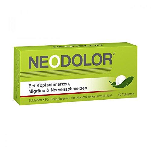 Neodolor Tabletten 40 stk