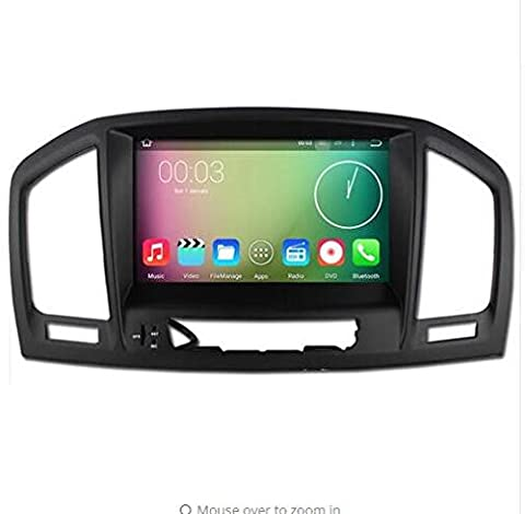 Eight Core Android 6.0 Car DVD GPS Navigation for Buick Regal, Opel Vauxhall Holden Insignia, Chevrolet Vectra 2010-2013