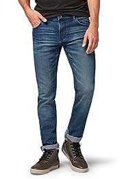 Tom Tailor Denim Men s Cool Gewaschene Slim Denim Aedan Jeans fdfe02ef19