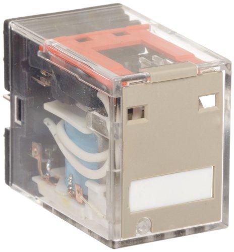 Omron industrielle Reles–RELE 4PDT 5A Indikator Löten steckbar