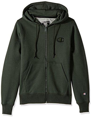 Champion LIFE Men's Super Fleece 2.0 Full Zip Hood Fleece Full Zip Hood