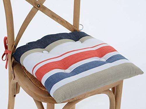 Galette futon Marinette 40x40cm