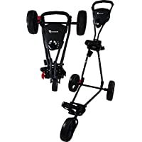 Cougar Golf Erwachsene Comp 5000 Golftrolley, Black,