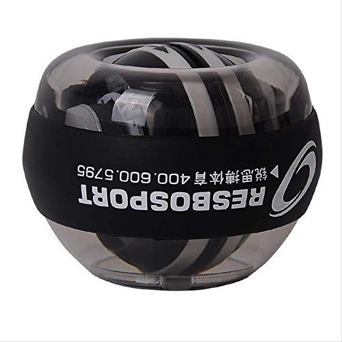 Zihui - Muñequera de Metal para Entrenamiento de Fuerza silenciosa 100 kg