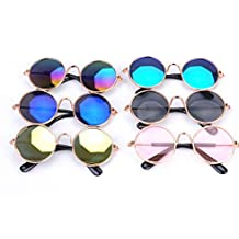 Tempshop - Gafas de Sol para Mascotas (Cristal), diseño de Gato