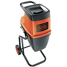 Black&Decker GS2400-QS Black&Decker GS2400-QS - Biotriturador, 2400 W, 1 V