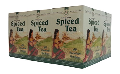 Palanquin Masala Chai Spiced Tea (6 Pack)