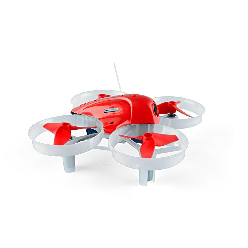 DS24 Cheerson CX95W Matador Mini Drohne ROT mit Kamera - Quadrocopter Homeracer - 3