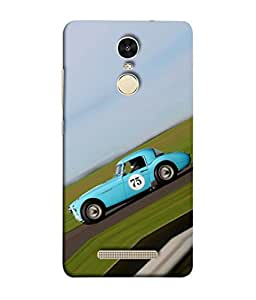 PrintVisa Designer Back Case Cover for Xiaomi Redmi Note 3 :: Xiaomi Redmi Note 3 Pro :: Xiaomi Redmi Note 3 MediaTek (Metallic Travel Classic Shiny Chrome Coupe)