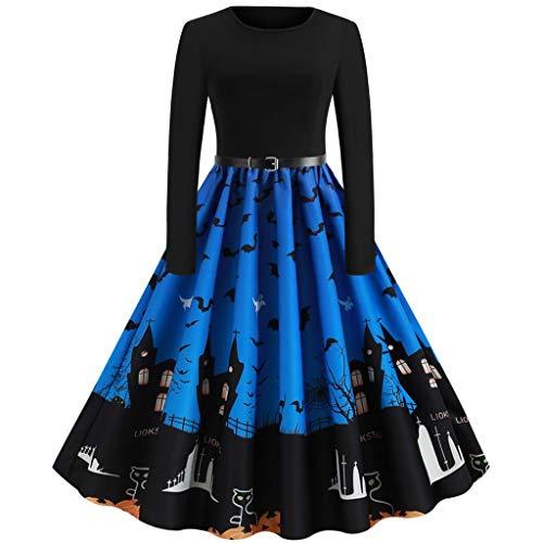 Zombie Hausfrau Damen Kostüm - Damen Halloween Kleider Mode Cosplay Party