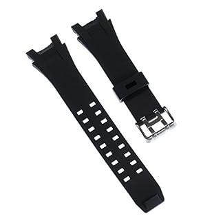 Calypso Reloj de Pulsera Brazalete Deportivo de Material Caucho Negro para Calypso k5619Relojes