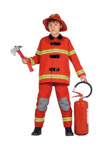 Ciao 10870 - Pompiere costume bambino (6-8 anni)